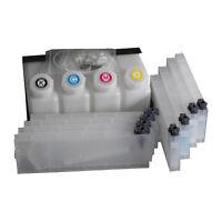 Mimaki Bulk Ink System--4 Bottles, 8 Cartridges, for All Mimaki Inkjet Printer