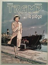 TRAMP ** TOME 1 LE PIEGE ** REED  KRAEHN/JUSSEAUME