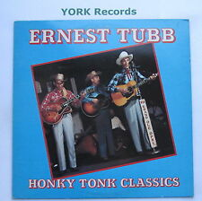 ERNEST TUBB - Honky Tonk Classics - Excellent Condition LP Record Rounder 14