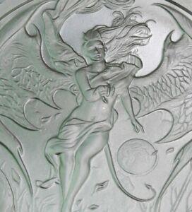 2018 Temptation of the SUCCUBUS 2 oz .999 silver bullion sexy coin w/ COA in cap