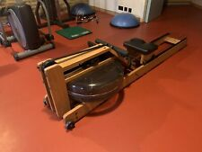 WaterRower Classic Rowing Machine with S4 Performance Monitor, American Walnut
