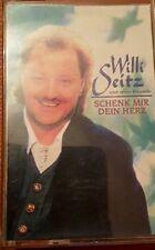 Willi Seitz - Schenk mir dein Herz - MC - Musikkasette von Warner Music