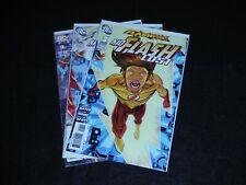 Flashpoint: Kid Flash (2011) # 1-3 complete series