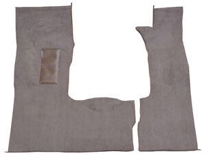1995-1997 Dodge B3500 Van Replacement Cutpile Carpet Passenger Area
