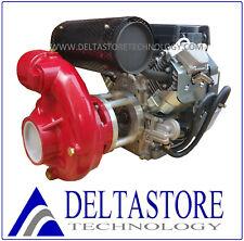 MOTOPOMPA DELTAENGINE 4T 24HP ALTA PREVALENZA 75m - 2200 Lmin