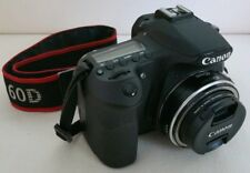 Canon EOS 60D SLR Camera with Canon EF 40mm f/2.8 STM Lens (Made in Japan)