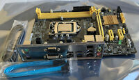 ASUS H81M-E Motherboard mATX with LGA 1150 CPU Intel Core i3-4370 3.8GHz