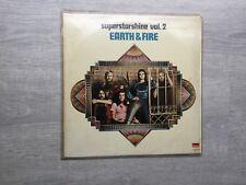 Earth&Fire-Superstarshine  Vol 2 Vinyl album