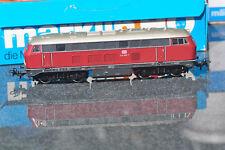 Märklin 3075 Diesellok V160 / 216 025-7 rot d. DB Epoche IV umgebaut auf Digital