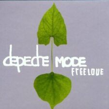 Depeche Mode Free love (2001, #2563032, cardsleeve, UK)  [Maxi-CD]