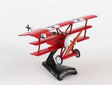 DARON 1:63 FOKKER DR-1 RED BARON PS5349