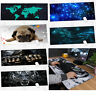 Extended Mousepad Rubber Large XL Anti-slip Gaming Mouse Mat Desk Keyboard Pad