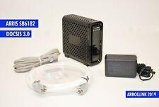 ARRIS SB6182 DOCSIS 3.0 CABLE MODEM