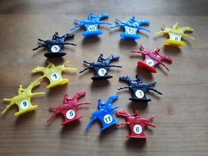 Totopoly board game spares pieces  replacement parts horses p210