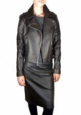 Michael Kors Women's Moto Leather Jacket