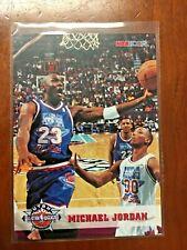MICHAEL JORDAN 1993-94 NBA Hoops (All Star Game) #257 Chicago Bulls *MINT* WOW!!