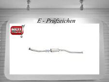Auspuff Peugeot Partner 1.1 1.4 1.6 16V Mittelschalldämpfer Mitteltopf MSD Neu