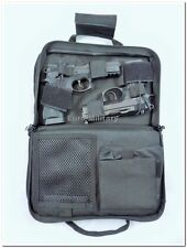 Tactical Professional Padded Pistol Case ALL CZ 75 Handguns - Police Black