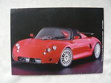 Strathcarron SC-5A - UK-Prospekt Brochure 1998