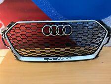 Kühlergrill Gitter Audi A5 S5 RS5 Neu 8w6853651