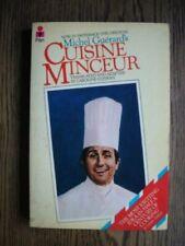 Cuisine Minceur By MICHEL GUERARD