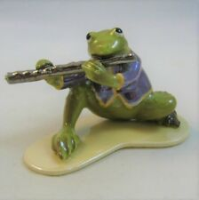 Hagen Renaker Specialties made in America Frog flute Player