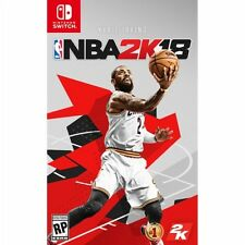 NBA 2K18 - EARLY TIP-OFF EDITION  (NINTENDO SWITCH) - RELEASE DAY DELIVERY!