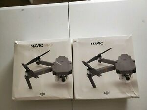 DJI Mavic Pro Folding Drone with 4K Stabilized Camera