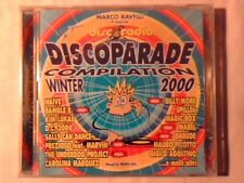 2CD Discoparade compilation winter 2000 GIGI D'AGOSTINO PREZIOSO MAURO PICOTTO