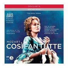 Kiri Te Kanawa - Cosi Fan Tutte [New CD]