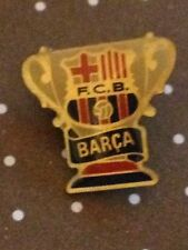 FCB FUTBOL CLUB BARCELONA BARÇA FOOTBALL PIN'S - PIN  BADGE - COPA  (E1066)