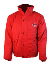 Circle One Men's Weatherproof Ski Jacket Coat (Red) - L