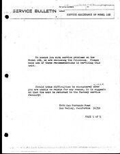 Service Manual-Anleitung für Marantz 10 B