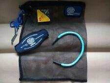 "Scuba Snorkeling Mesh Bag - 20"" x 16"" with scissors, mask band, sunglass holder"