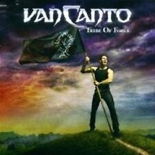 "VAN CANTO ""TRIBE OF FORCE"" CD NEW+"