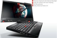 Lenovo ThinkPad X230 Tablet i5 3320M 2.6 GHz Multitouch Cam 4GB 320GB HDD Linux