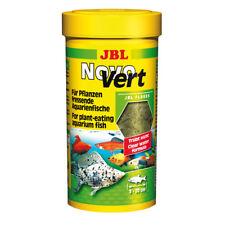 3 Pezzi JBL Novovert, 3 x 100 Ml Pacco Risparmio, per Erbivori Pesci D'Acquario