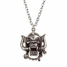 Alchemy Poker Motorhead: War-Pig Pewter Pendant BRAND NEW