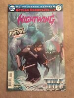 NIGHTWING #29 Gotham Resistance Part 2 Low Print Run [DC Comics, 2017]
