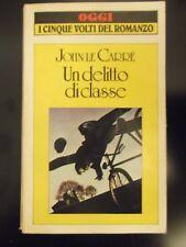 Le Carrè - Un delitto di classe (edizione tascabile per Oggi buone condizioni)