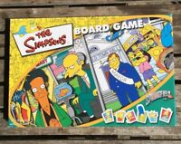 The Simpsons Board Game By Winning Moves 2000 Complete VGC