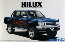 Toyota HILUX Ln107 Pickup Double CAB 4wd 1994 1/24 Plastic Model Car
