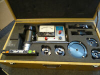 Howard Strasbaugh Model 18N Spherometer Kit Sheffield Accutron Gauge