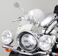PUIG CUSTOM SCREEN ROADSTER-HANDLEBAR HONDA VTX1300R 02-10 CLEAR