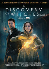 A Discovery of Witches: Series 2 (DVD, 2021, Brand New)