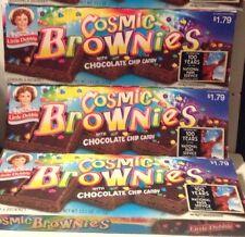 3X Little Debbie Cosmic Brownies 3 Boxes Of 6 Packs