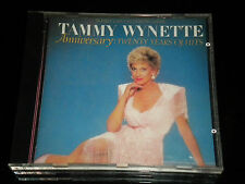 Tammy Wynette - Anniversary - Twenty Years Of This - CD Album - 1987 - 21 Tracks