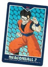 carte dragonball z dbz hero collection part 4 prisme Hard 407 (neuf) JAP