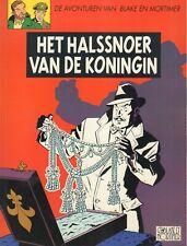 BLAKE EN MORTIMER 09 - HET HALSSNOER VAN DE KONINGIN