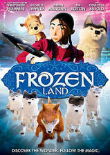 Frozen Land [The Legend of Sarila] (DVD, 2013) SHIPS NEXT DAY ACTION ANIMATED